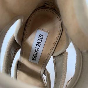 Steve Madden Shoes - Steve Madden Linked Vegan Stiletto Sandal 7 NWT